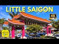 Little Saigon | Garden Grove | Westminster | Asian Garden Mall | 4K Ultra HD Walking Tour