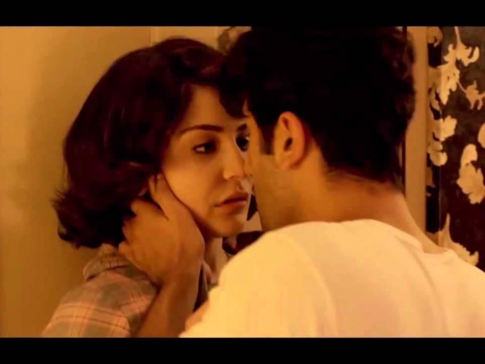 Velvet Kiss Movie Hot Kiss in Bombay Velvet