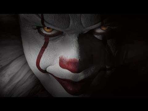 "First Look At New ""Pennywise"" From 'It' Movie"
