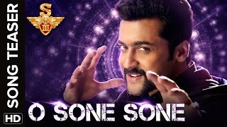 O Sone Sone Video Song Teaser HD S3 | Singam 3 | Suriya, Anushka Shetty, Shruti Haasan | Javed Ali