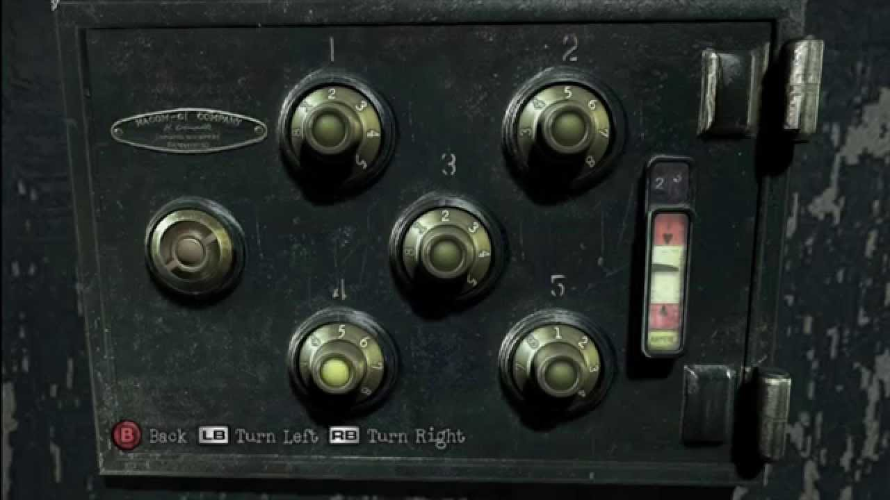 What Fuse Does A Xbox 360 Use : Silent hill downpour hotel safe puzzle youtube