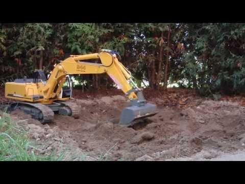 Excavator Liebherr 944