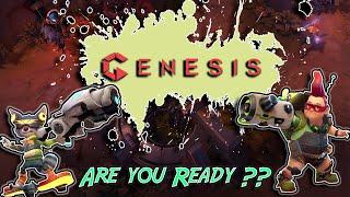 New Moba Alert! Genesis Moba 1st impression..