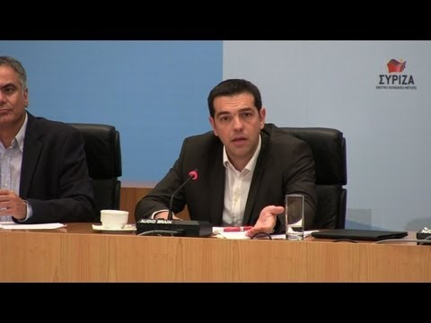 Alexis tsipras highway to hell