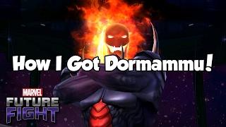 [Marvel Future Fight] How I Got Dormammu!