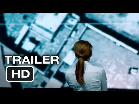 Zero Dark Thirty is listed (or ranked) 44 on the list New Movie Trailers 2012