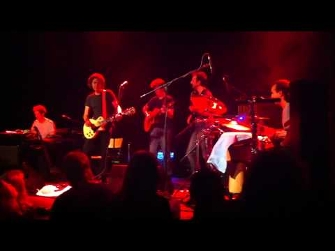 Dominic Miller + Band - Otis @ Palac Akropolis Prague