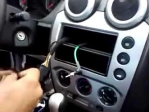 Soundmix Centro Automotivo :Instalação de DVD 3 Polegadas