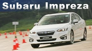 重塑核心價值 迎向全新紀元 Subaru New Impreza