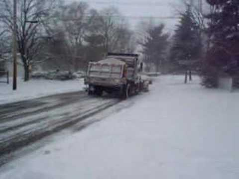 NW Ohio Snow Plow