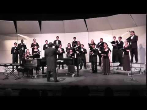 """""""Good Night, Dear Heart"""" & """"Lullaby"""" - West Valley College Chamber Singers-""""Love Lost...Love Found"""""""