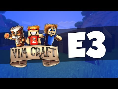 VimCraft S2 | E3 | Where's My Horse!