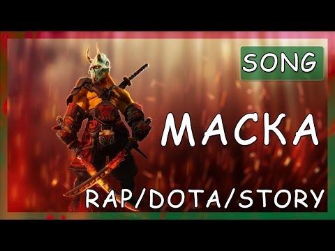 R/D/S - JUGGERNAUT - Маска [Dota 2 Song]