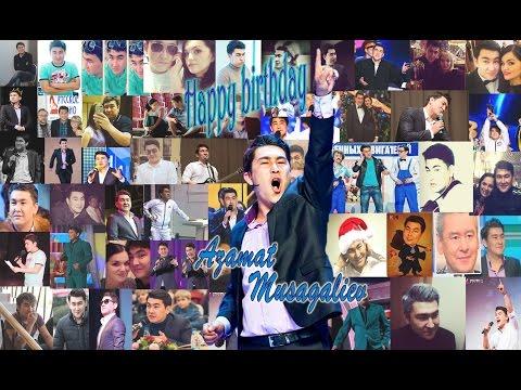 Happy Birthday Азамат Мусагалиев!!!!!