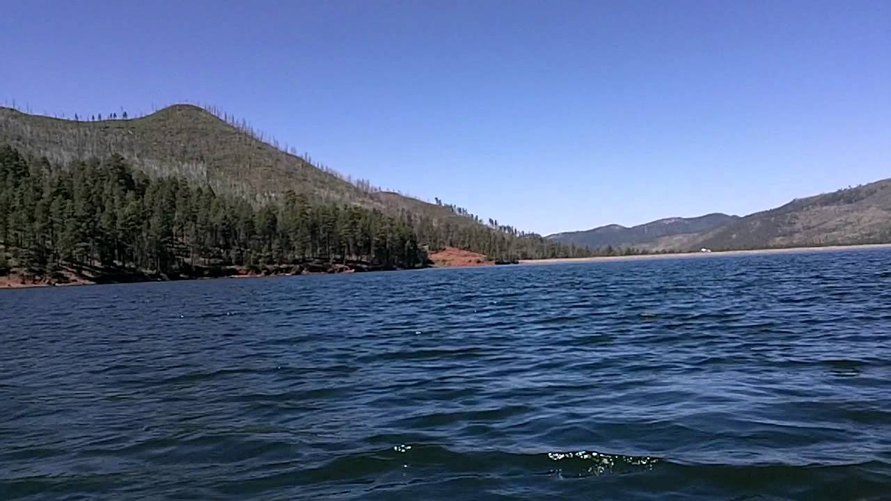 Vallecito Lake Fishing Pdr Sailing at Vallecito Lake