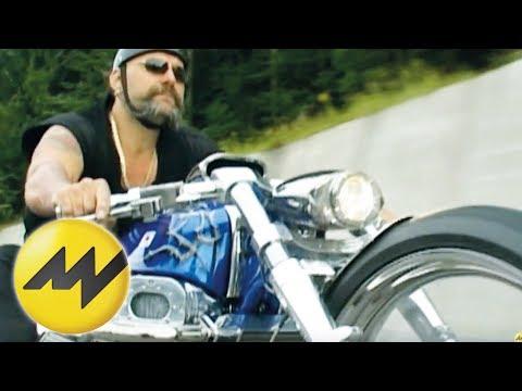 Reportage: So entsteht ein Custom Bike Motorvision begleitet