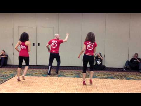 Touch Bachata Dance Moves - Ataca and Alemana