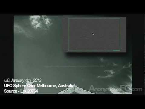 Best UFO Sightings Of January 2013, AFO