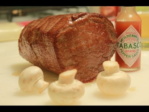 Рецепт говядины Веллингтон в духовке