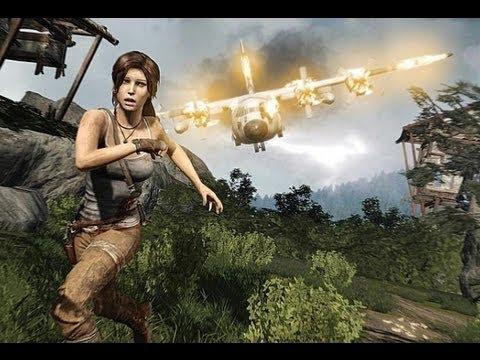 Lets Play Tomb Raider [No Death-Challenge / Alle Secrets