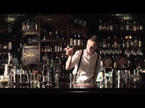 Hystereo cocktail by Ondra Hnilicka / Bacardi Legacy competition 2015