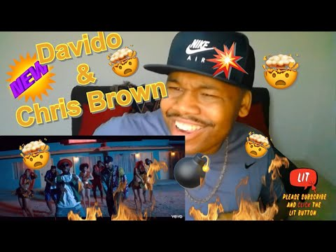 Davido, Chris Brown - Blow My Mind (Official Video) | (TFLA) Reaction