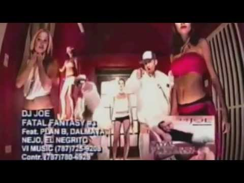 Plan B - Te Lo Tiro Pa Que Bailes (video Official) [clásico Reggaetonero] video