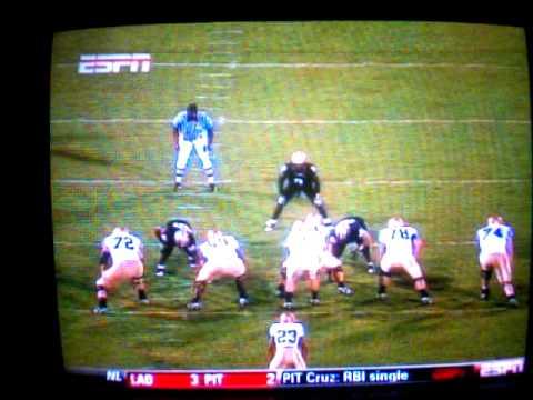 defender vs hummer. 2009: Notre Dame vs.