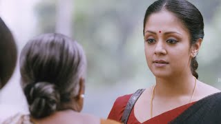 Jyothika, Tulasi Patti Sentiment Scene - 36 Vayadhinile (2015) Tamil Movie Scenes