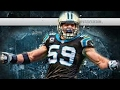 Lagu Luke Kuechly || T - Shirt || Carolina Panthers Highlights