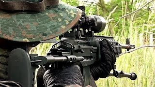 how to make an airsoft sniper scope cam
