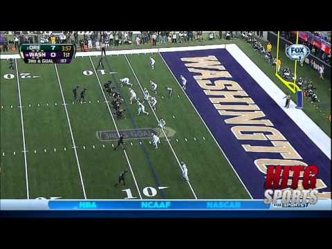 #17 Keith Price / QB / Washington Huskies / 2013 Senior Highlight