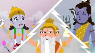 The Story of Goddess Durga Animation