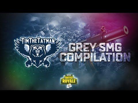 TimTheTatman Grey SMG Compilation  300,000 Subscriber Special