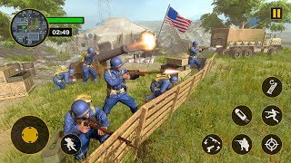 Call of Civil War Last Battlegrounds Shooting (by Future Lab Games) Android Gameplay [HD]