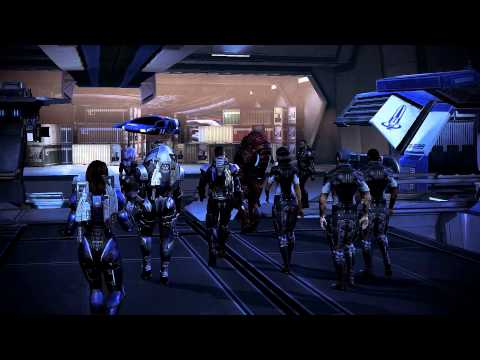 Mass Effect  We Few, We Happy Few, We Band Of Brothers HD