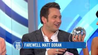 Matt Doran's Goof Reel