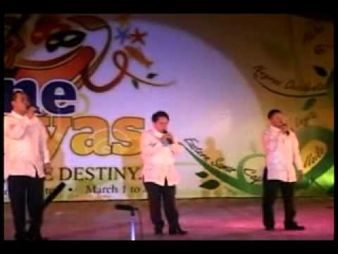 Maasinhon Trio At One Visayas 2009-hoy Tawo.flv video