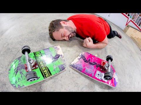 5 Reasons You Suck At Skateboarding.