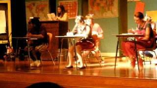 Pigtail Scene- Sideways Stories From Wayside School