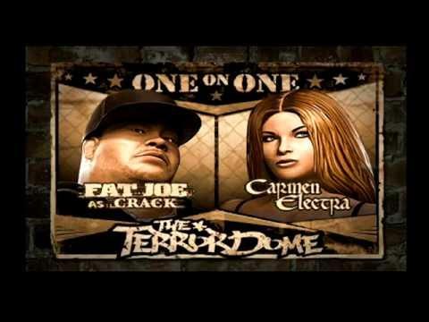 Def Jam Fight For NY (Request) - Fat Joe vs Carmen Electra