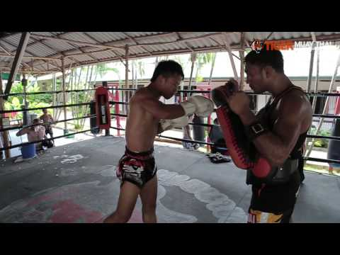 Muay Thai Training with Krorpet TigerMuayThai Image 1