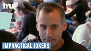 Impractical Jokers - Coffee Shop Thoughts (Deleted Scene) | truTV