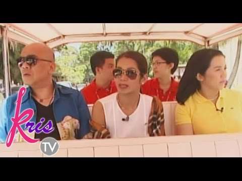 Kris Aquino, Pokwang, and Boy Abunda visit Silliman University. Watch now! Subscribe to the ABS-CBN Online channel! http://bit.ly/ABSCBNOnline Watch the full...