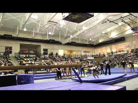 Lindenwood Gymnastics:  LU Scrimmage Highlights - December 9, 2012