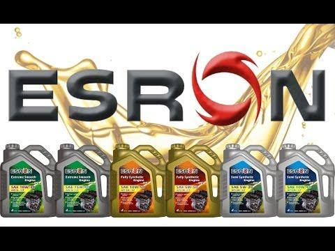 Motor Engine Oil in Malaysia - ESRON - Call +6011 12702066 - SINO Lube SDN BHD