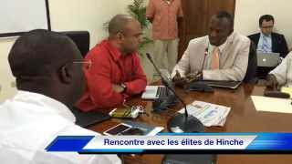 VIDEO: Haiti - PM Laurent Lamothe rencontre ak