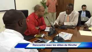 VIDEO: Haiti - PM Laurent Lamothe rencontre ak
