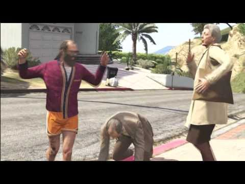 GTA 5 TREVOR FUNNY CLIPS EPIC