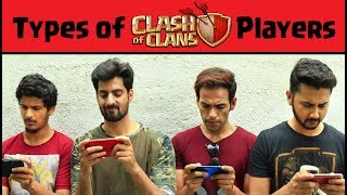 Types Of Clash Of Clans Players Ft. Guru Gaming(Part 2) | Khelte Rahoo(Gaming Forever)